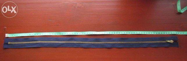продам крепкие длинные металлические молнии цвет темно-синий много деш