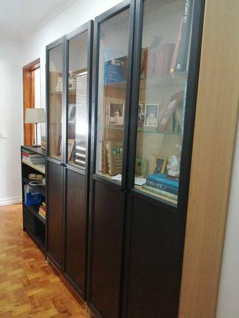 estantes ikea, móveis variados e artigos de decoração - urgente
