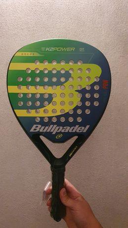 Raquetes padel Bullpadel novas