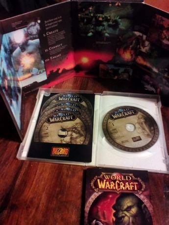 Gra Pc Mac World of Warcraft 5 płyt
