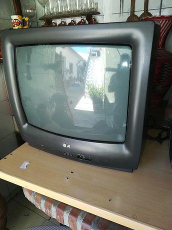 LG : TV sem comando