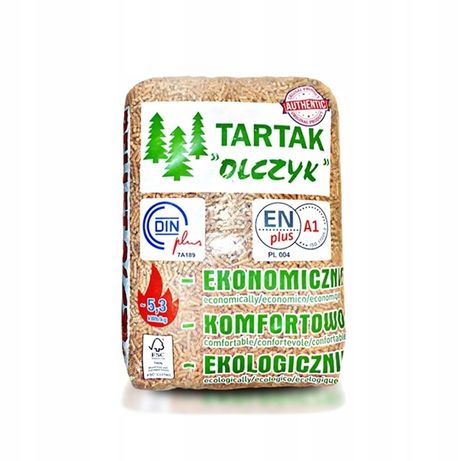 Pellet Olczyk EcoWarm