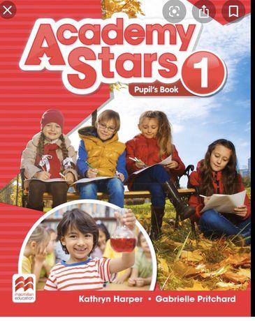 Academy Stars 1 podręcznik macmillan