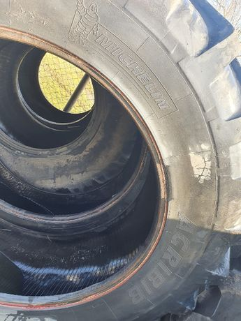 Opony Michelin do traktora