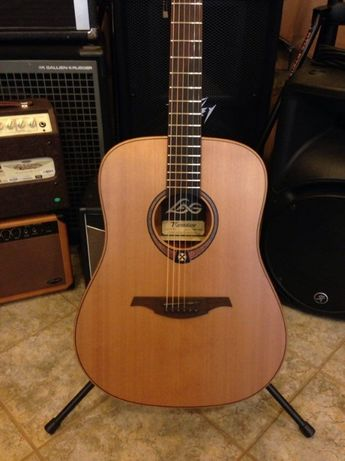 Gitara Akustyczna LAG T170D - CEDR!