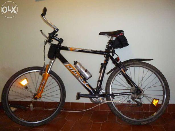Bicicleta btt ghost