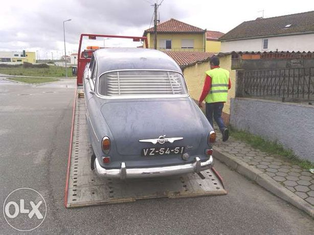 Volvo 122, amazon, 121 peças antigo