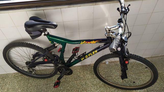 Proflex Beast Suspensão Total Bicicleta Montanha