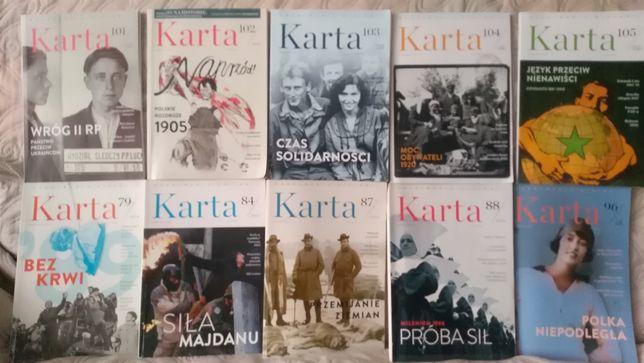 czasopismo historyczne Karta