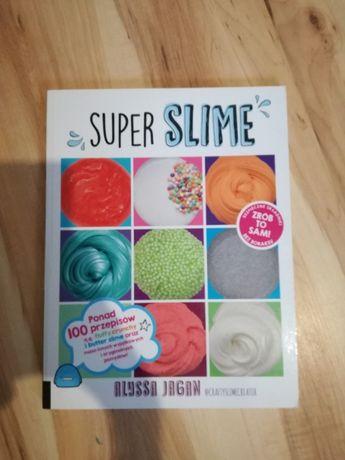 """Książka """"Super Slime"""" ponad 100 przepisów!"""