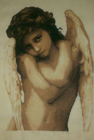 """Шикарная картина притягивающая взгляды многих,,Ангел"""""""
