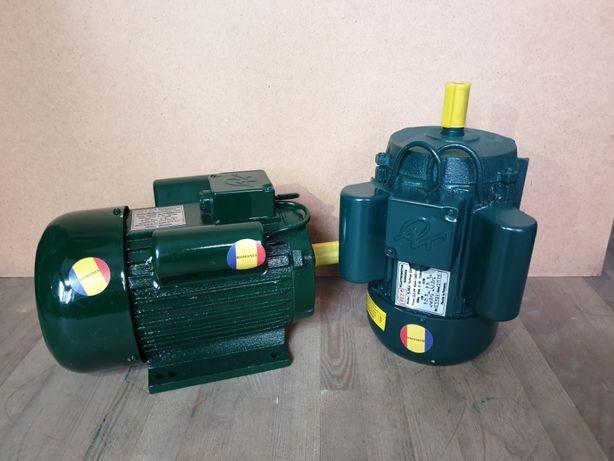 Электродвигатель однофазный 220В мотор редуктор преобразователь АИР