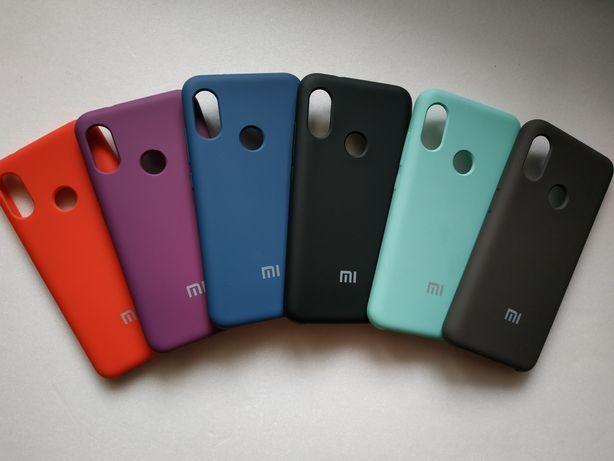Чехол soft touch xiaomi redmi6,note5,5pro,Mi A2 Lite,Mi A2,Mi6x,6pro