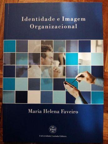 Livro Identidade e Imagem Organizacional (como novo)