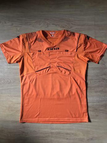Koszulka Sędziowska Zina Armagedon Pomarańczowa