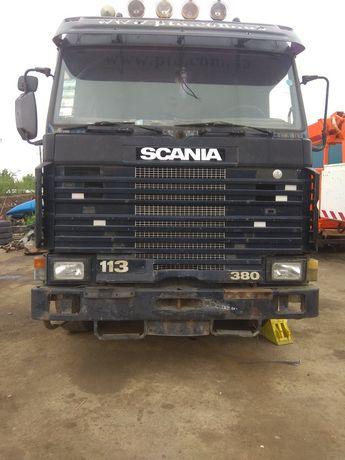Запчастини для Scania 113 380