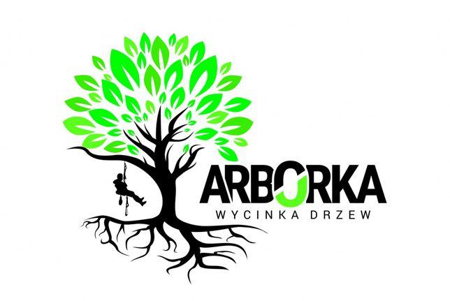 Wycinka i pielęgnacja drzew, rębak, frezowanie pni. Arborysta.