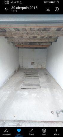 Garaż do wynajęcia ul. Rataja, za salonem WV