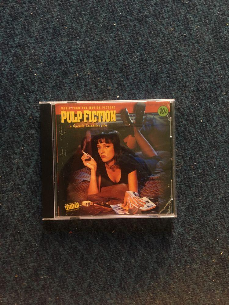 Cd Pulp Fiction
