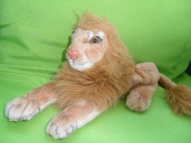 Игрушка мягкая Лев