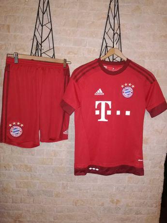 Adidas koszulka piłkarska Lewandowski Bayern Munchen  164  spodenki
