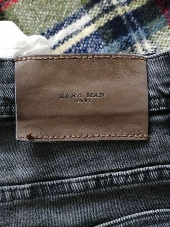 Męskie rurki Zara