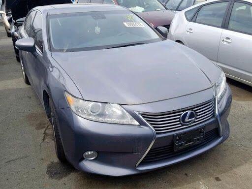 Lexus es hybrid разборка двери фара фонарь четверть