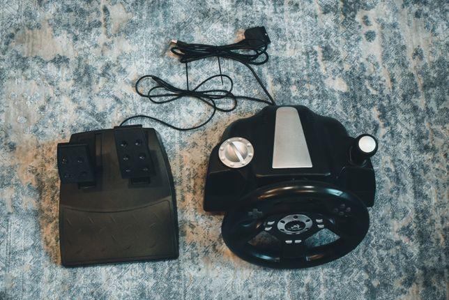 Kierownica Tracer GTR do PC i PS 3, PS 2,