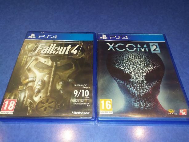 Fallout 4 - Gry PS4 - sprzedam/zamienię
