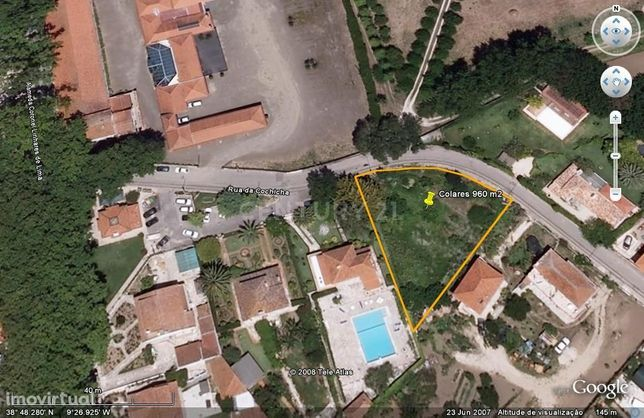 Terreno em Colares 930 m2