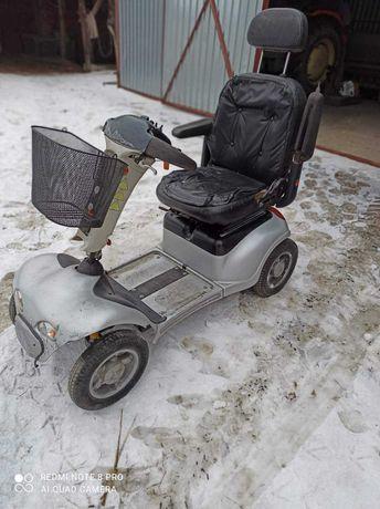 Wózek , skuter elektyczny inwalicki
