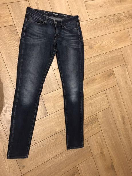 Jeansy spodnie levis 28