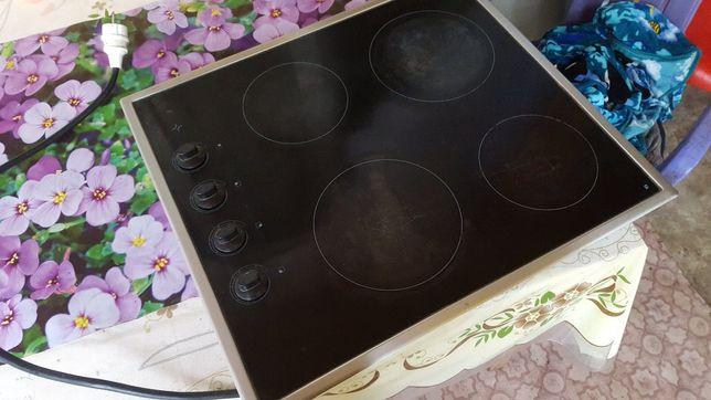 Индукционна плита