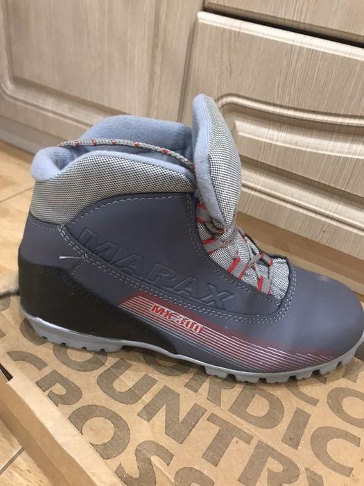Ботинки для беговых лыж Бровары - изображение 1