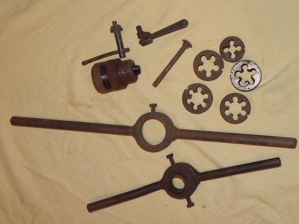 плашки набор одним лотом инструменты СССР