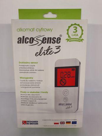 Alkomat Alcosens Elite 3 Gwarancja nieużywany