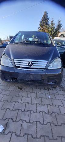 Mercedes A-klasa (W-168) 1.4 benzyna 1999 tylko na części