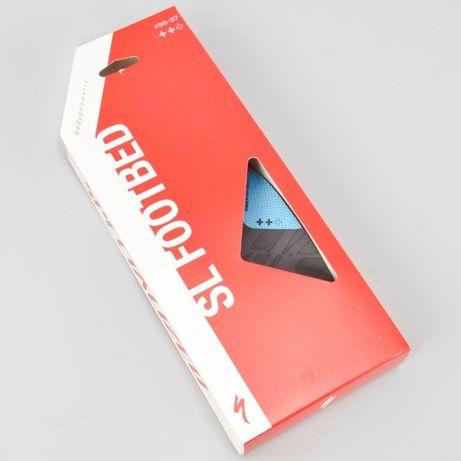 Wkładki Body Geometry do butów S-Works Specialized SL Footbed BLUE++