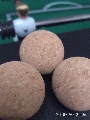 Мячик для настольного футбола корковый пробковый корк