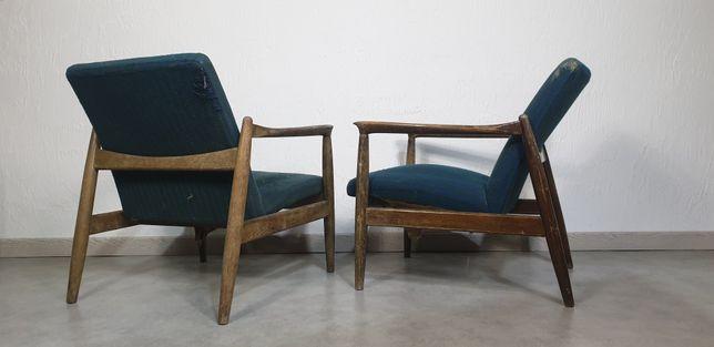 Komplet foteli GFM-64 Edmund Homa Design PRL
