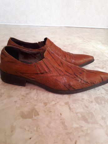 Туфли мужские   фирма ZiILEE