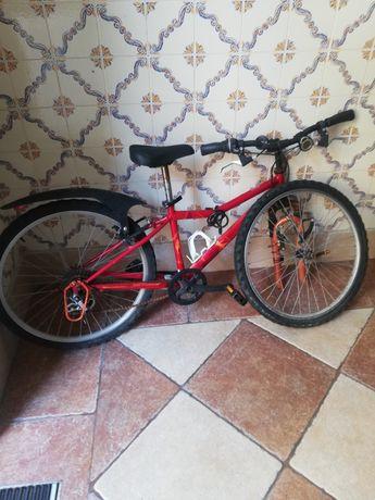Bicicleta para pecas