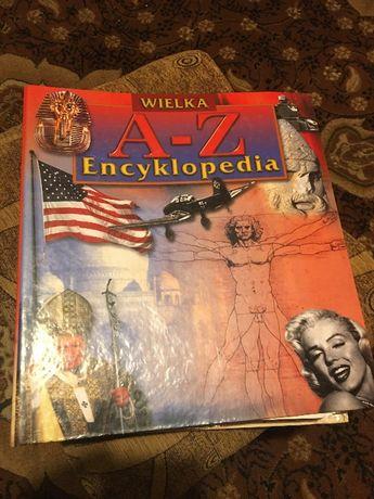 Wielka Encyklopedia A-Z z mapami