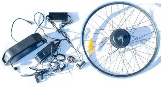 Электронабор для велосипеда. 48V 500W 16Ah Электровелосипед! Велонабор