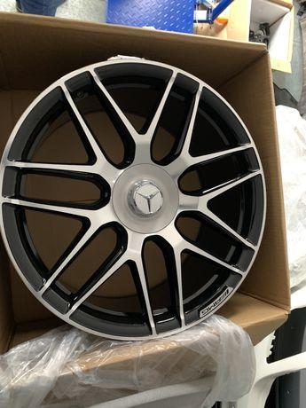 Диски S63 AMG R20 Mercedes w222 Рестайлинг S coupe w217 c217