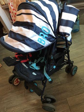 Прогулочная коляска для двойни Cosatto Supa Dupa