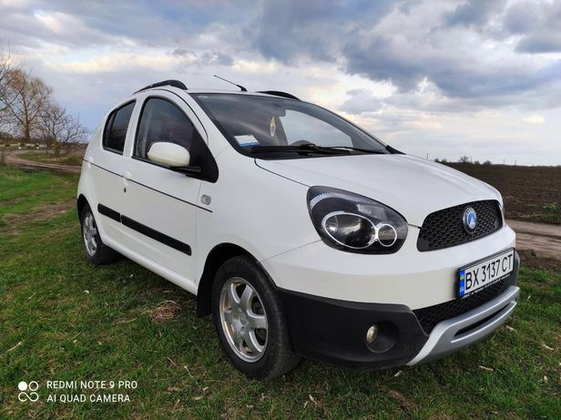 GEELY - LC-1 cros