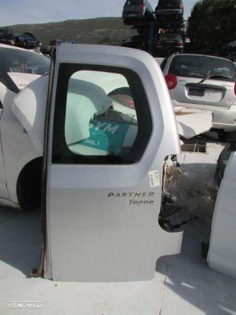 Porta Tras Direita Carga Peugeot Partner