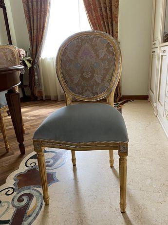 Перетяжка стульев,кресел,диванов.