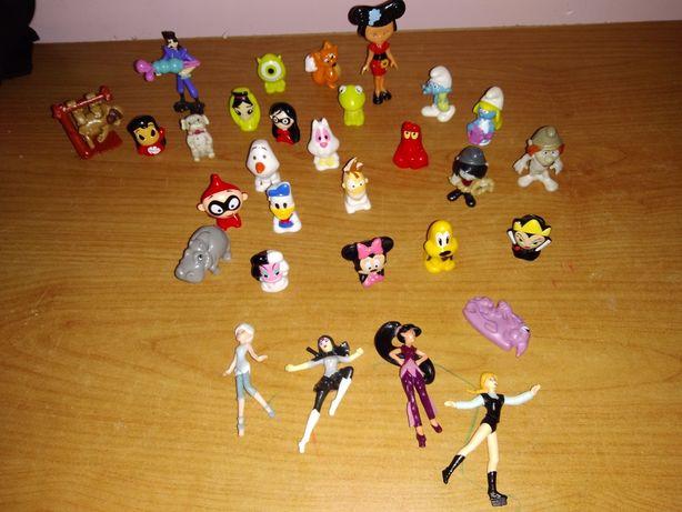 Mix zabawek z Kinder i nie tylko